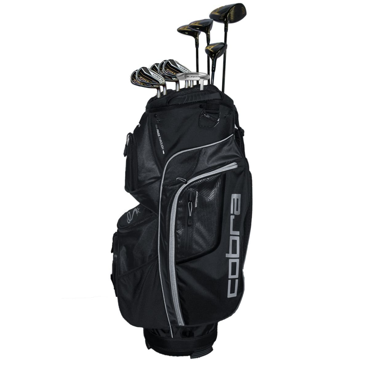 Cobra Mens 2018 F-Max Complete Golf Club Set