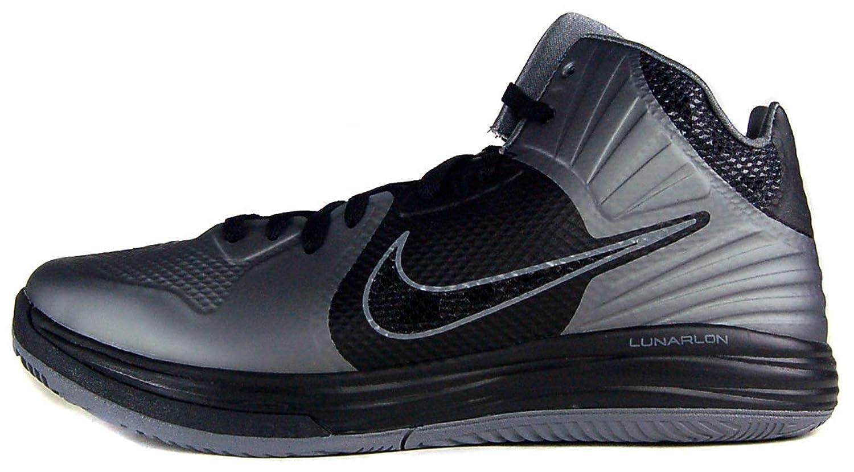 online retailer c617e 76ae0 Amazon.com   NIKE LUNAR HYPERGAMER Basketball Shoes 469756-007 Cool Grey    black (8)   Basketball