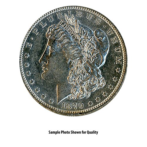 1879 O Morgan Silver Dollar $1 Brilliant Uncirculated