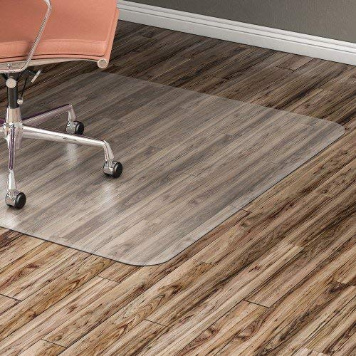 Lorell Chairmat, 46 by 60-Inch, Clear