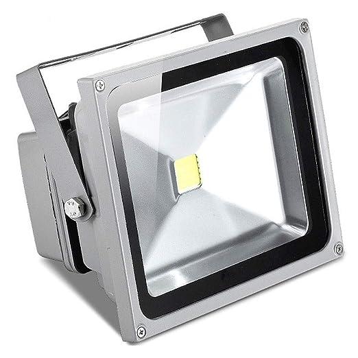 Proyector 100W luces de seguridad con sensor de movimiento LED ...