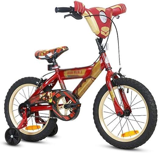 AJZGF Bicicletas niños Bicicleta para niños 14/16 Pulgadas niño ...