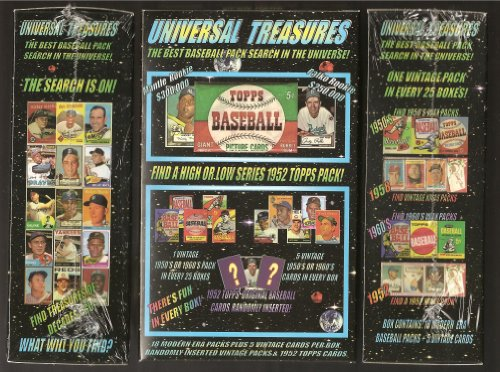 Hank Aaron Game (Universal Treasures baseball Card Chase Box