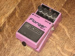 Boss Flanger Effects pedal Bf-2 Pedal