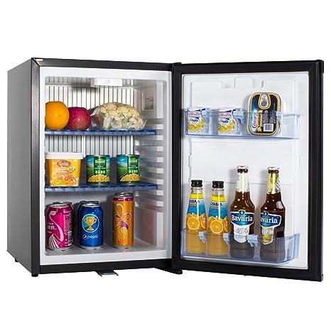 Smad Counter top Compact Refrigerator 110v 12v Mini Fridge Food Beverage  Fridge for Room Hotel, 1 4 Cu ft