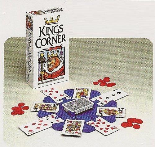 Jax Kings in The Corner Game (1996 Edition) (Kings In The Corner Game)