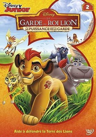 Amazoncom La Garde Du Roi Lion 2 La Puissance De La