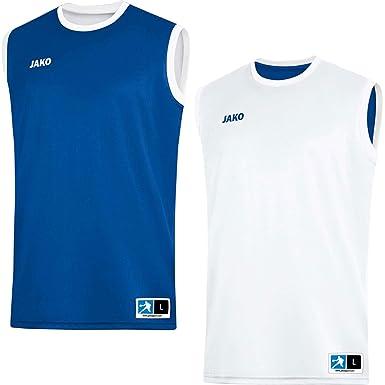 JAKO Change 2.0 - Camiseta Reversible para niño: Amazon.es: Ropa y ...