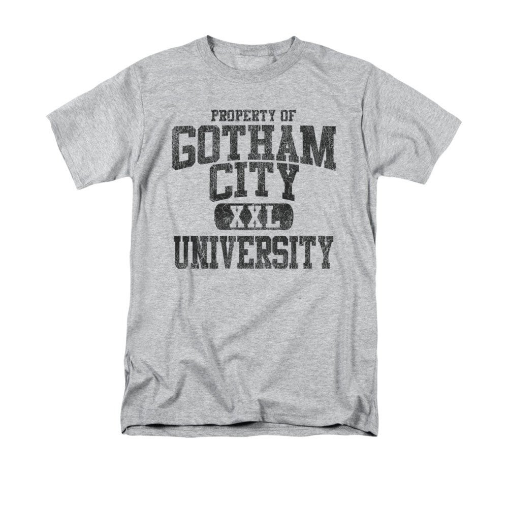 Property of Gotham City University Adult Regular Fit T-Shirt Batman