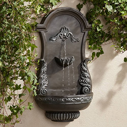 "Used, John Timberland Tivoli Bronze Ornate 33"" High Wall for sale  Delivered anywhere in USA"