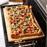 "Sur La Table Cordierite Pizza Stone CC9482 , 22½"" x 13½"" , Natural"
