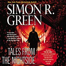 Tales from the Nightside Audiobook by Simon R. Green Narrated by Marc Vietor
