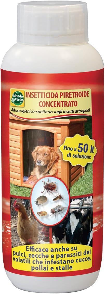 Insecticida Concentrada Piretroide MondoVerde 500 ml