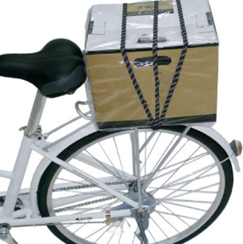 Elastic Retractable Bicycle Motorcycle Luggage Carrier Strap Hook Tie Down