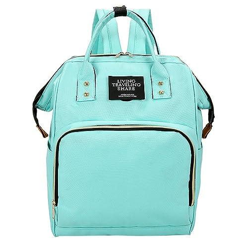Amazon.com: Backpacks for Women Mummy Bag Nappy Bottle Bag ...