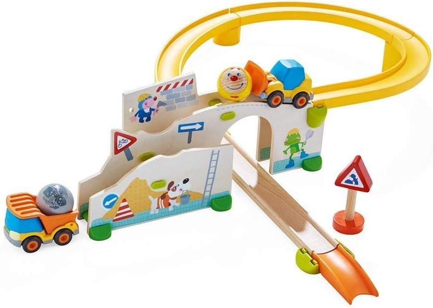 Kullerbü – Circuit de jeu Au chantier: Amazon.it: Prima infanzia