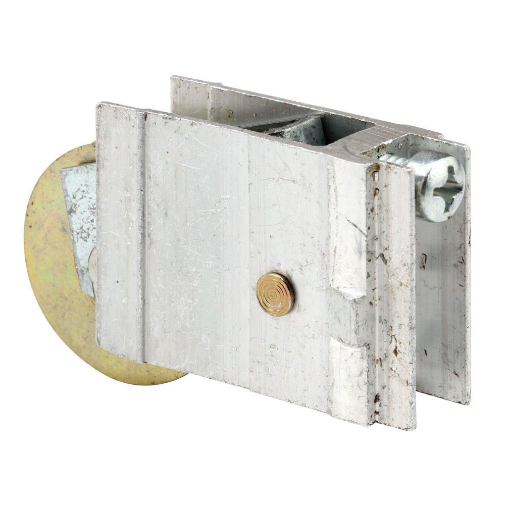 Slide-Co 134202 Sliding Door Roller Assembly Lawson Mill 1-1//2 Steel B.B.