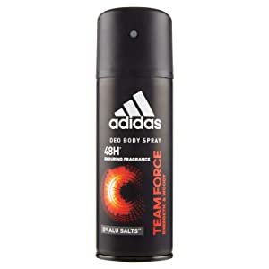 Adidas Adidas Team force Men Deodorant Spray, 5.07 Ounce