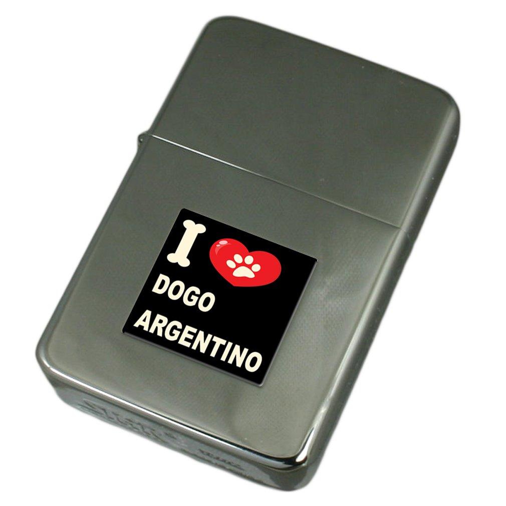 私は私の犬の刻印された軽量 O Argentino 愛   B07BN3RV4H
