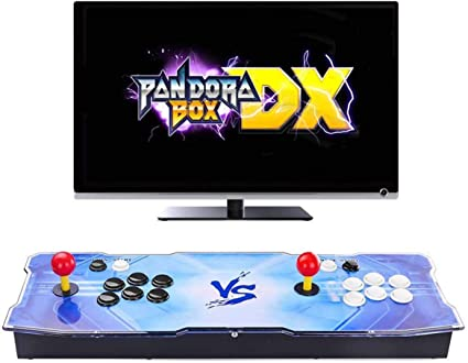 3A Pandora Box DX Arcade Game Console | 3000 Games Installed | High Score  Record | Support 3D Games | Search/Save/Hide/Pause/Add Games | 1280x720  Full ...