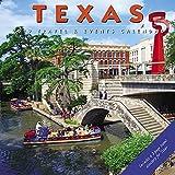 Texas 2019 Wall Calendar