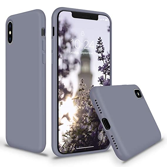 rubber iphone xs max case