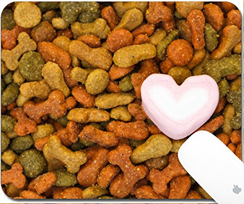 Soft Feed Pellets (Luxlady Natural Rubber Gaming Mousepads Ingredients of food pellets for pets 9.25in X 7.25in IMAGE: 25229847)