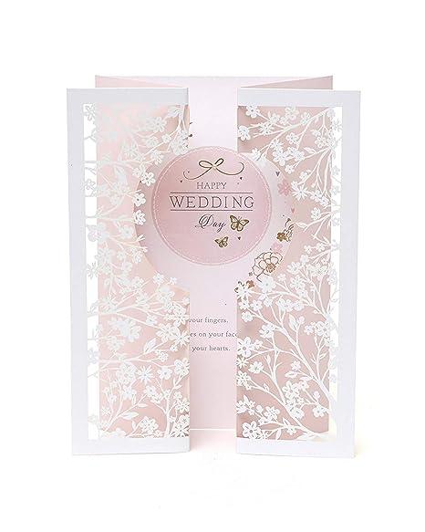 Amazon.com: Tarjeta de boda – Regalo de boda – Tarjeta de ...