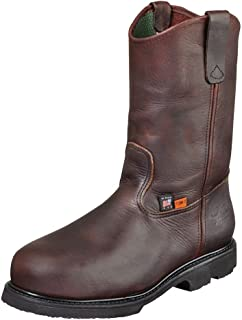"product image for Thorogood Men's I-MET2 Series 11"" Wellington, Safety Toe Pull-On Boot"