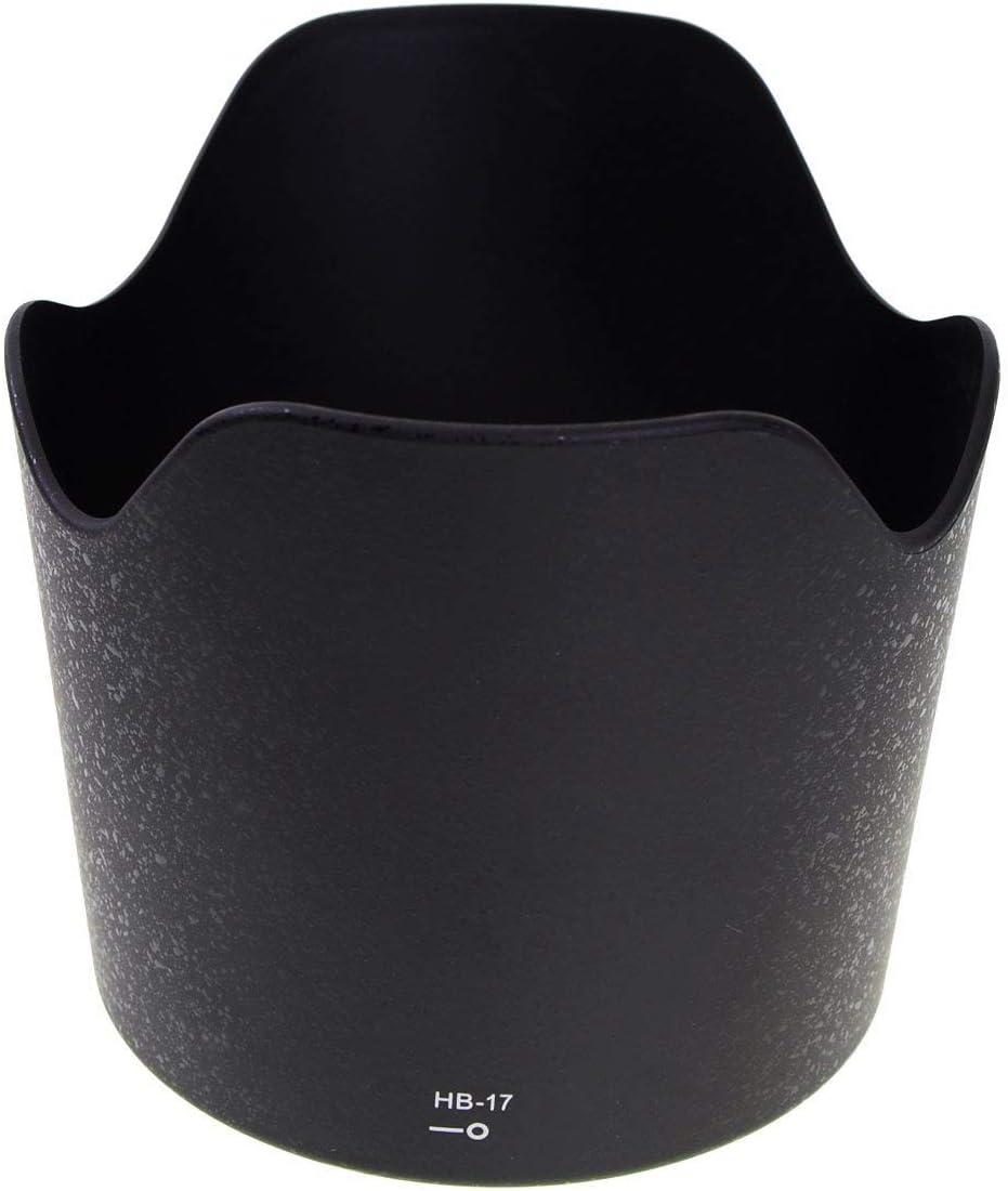 Cellonic/® HB-17 Paraluce per Obiettivo Nikon AF-S Zoom Nikkor 80-200mm f//2.8 ED Paraluce