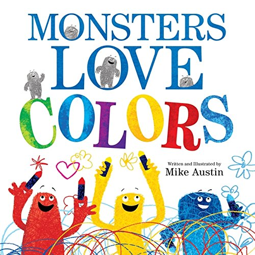Image result for monsters love colors