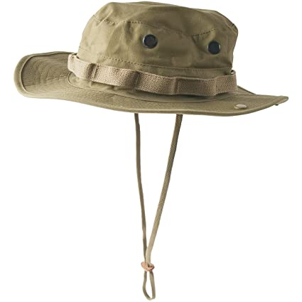 c6abee3b425 Amazon.com  HELIKON-TEX GI Boonie Hat Coyote size S (7)  Clothing