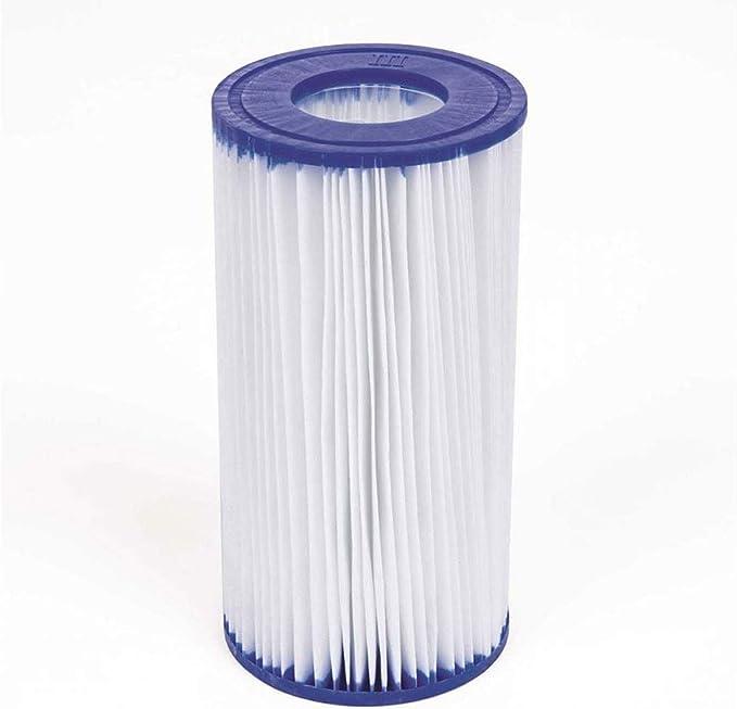 Bestway 58012 - Cartuchos de filtro (tamaño 3, tipo A)