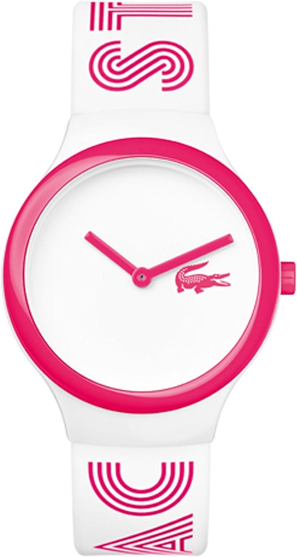 Lacoste Unisexo Goa Analógico Casual Cuarzo Reloj 2020106