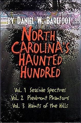 book cover of North Carolina\'s Haunted Hundred Set