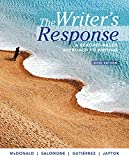 img - for The Writer's Response: A Reading-Based Approach to Writing book / textbook / text book