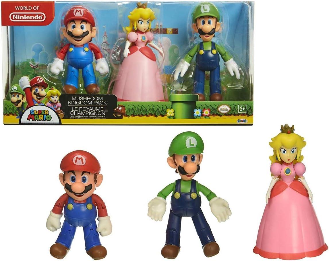 super mario mushroom kingdom castle