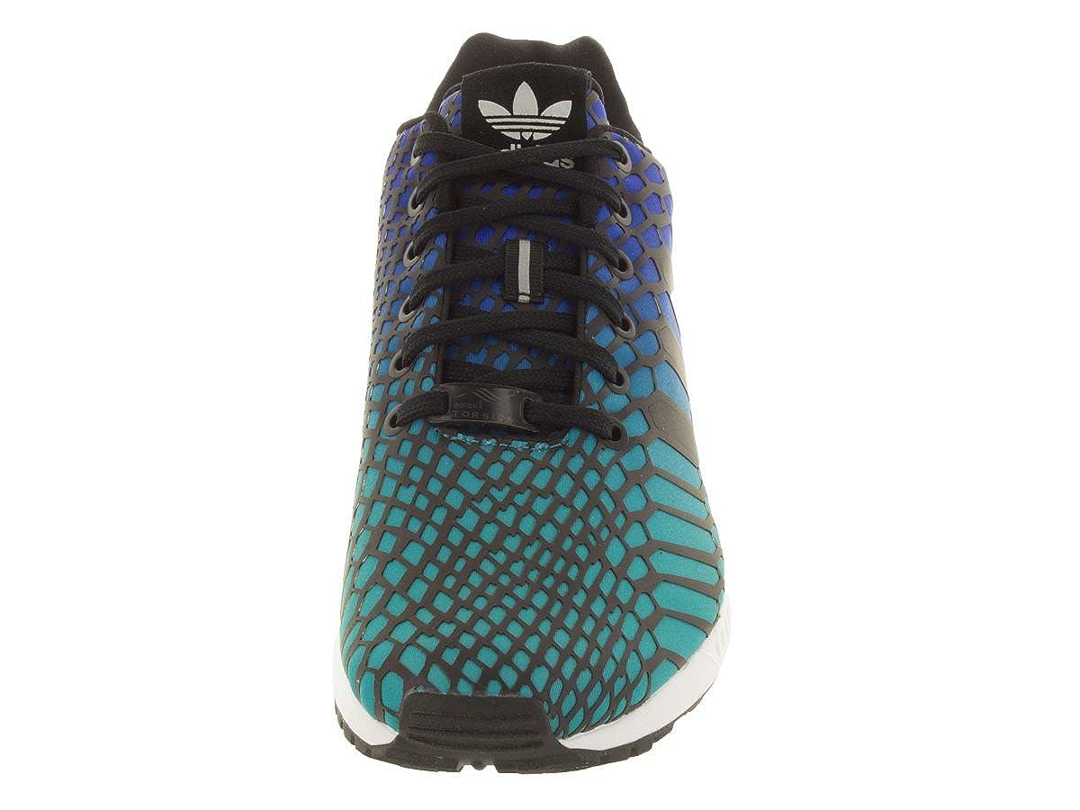 more photos d3c6d 6a62b Amazon.com   adidas Men s ZX Flux Running Shoe   Road Running
