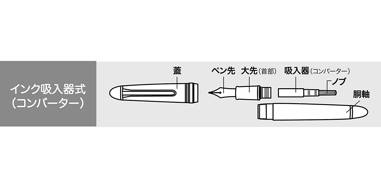japan import Sailor Pen profit 21 bold 11-2021-620