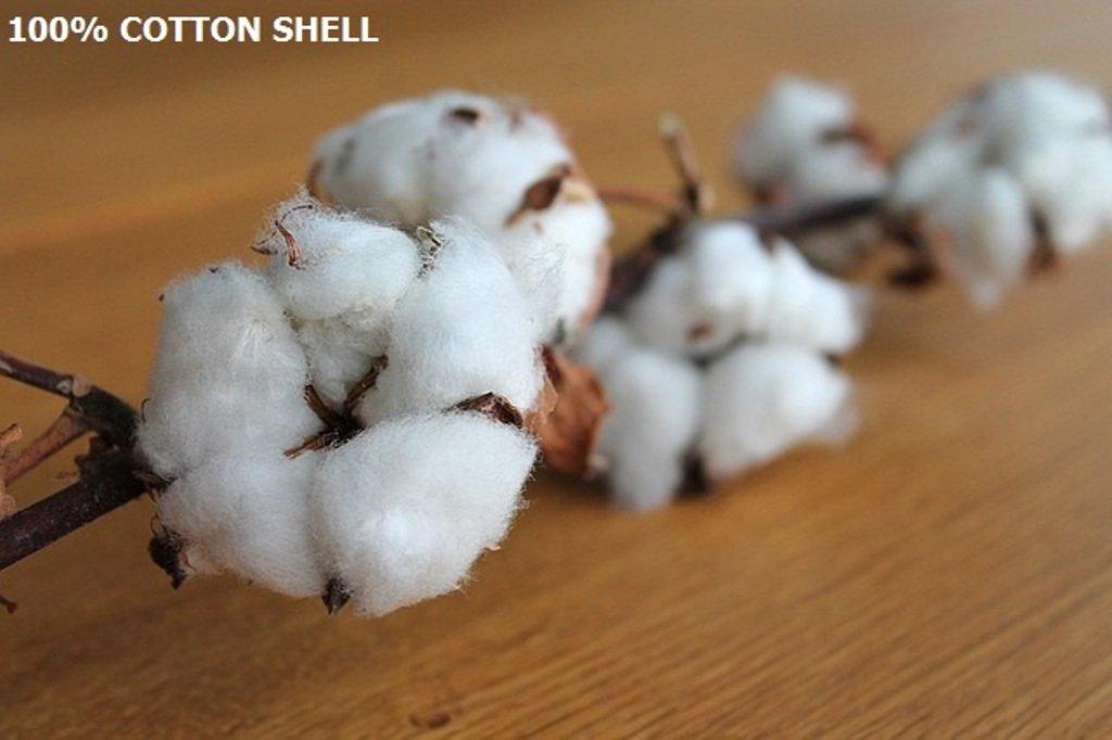 Worlds Finest Australian Wool Filled Duvet All Season - Woolmark /& Oeko-Tex Quality Certified Oversized Queen 92 x 92