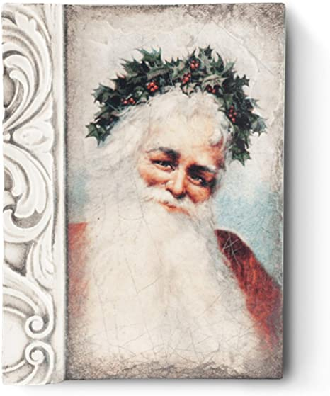 Dickens 2020 Christmas Tile Amazon.: Sid Dickens Memory Block Father Christmas T454 Tile