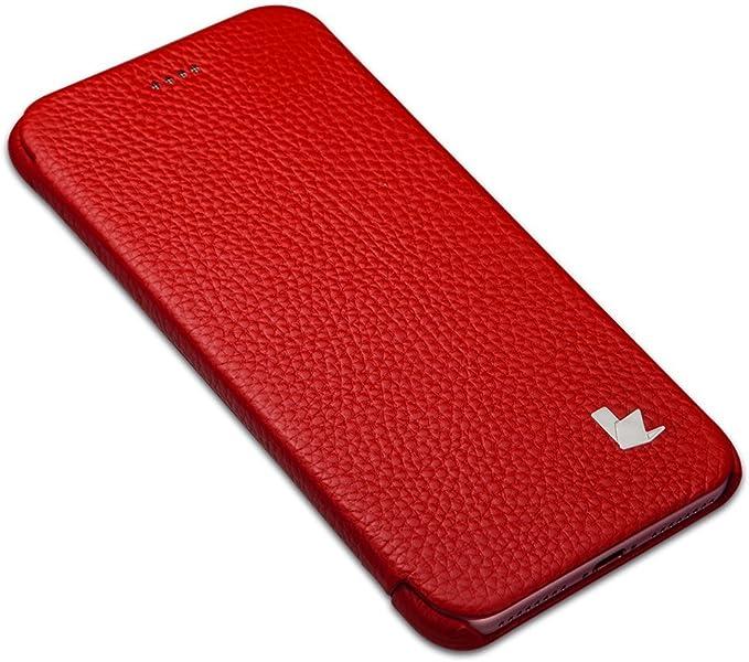 Custodia iphone 7 e iphone 8 con flap in pelle