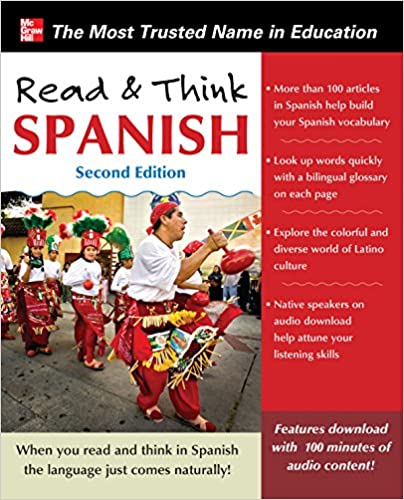Read and Think Spanish, 2nd Edition (Read & Think) - Kindle