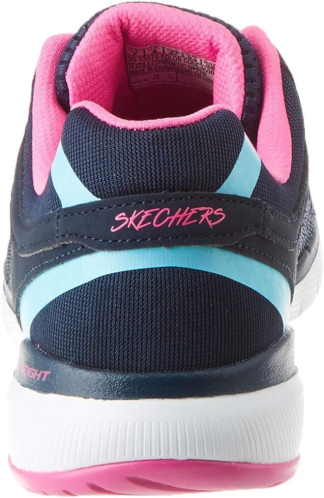 Skechers Damen Flex Appeal 3.0 Quick Voyage Slip On Sneaker 6DYHE