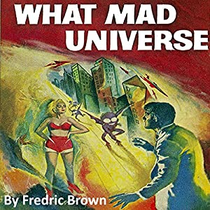 What Mad Universe Audiobook