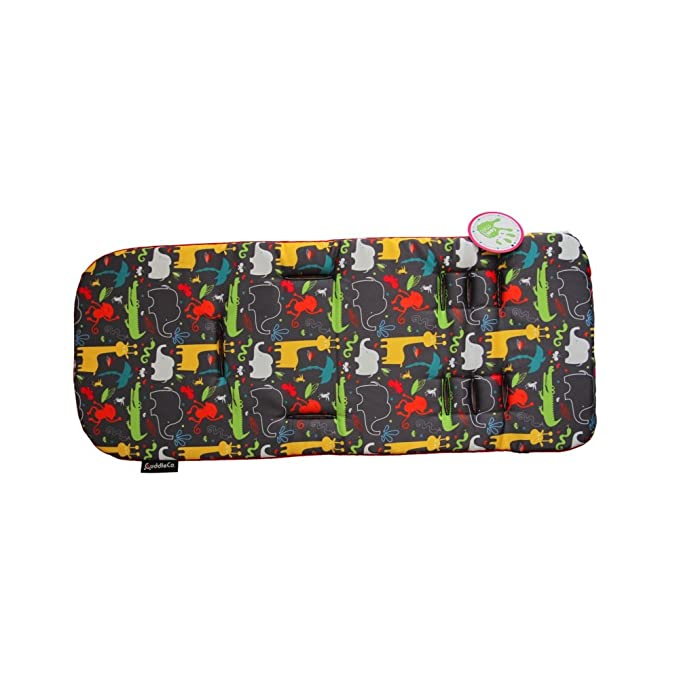 Amazon.com: Cumfi Cush Coussin à mémoire Motif Jungle Boogie ...