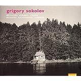 Grigory Sokolov joue Beethoven, Schubert, Chopin, Prokofiev, Rachmaninov, Scriabine (Coffret 5 CD)
