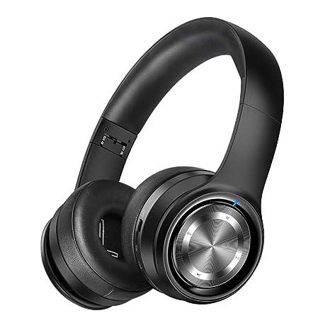 LVMMLE Auriculares Inalámbricos del Auricular De Bluetooth para El Teléfono Móvil iOS Android Auriculares con El