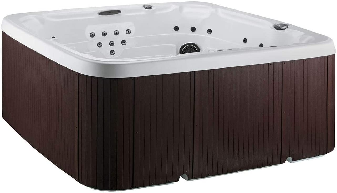 2. LifeSmart Coronado 7-Person Rock Solid Spa Hot Tub