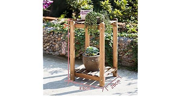 ZHIRONG Soportes Combinación libre de madera sólida Racks de ...